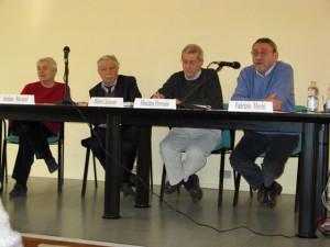 Presentazione del volume sulla conservazione e il restauro, Pescarolo 2011