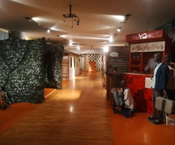 museo villaggio africano